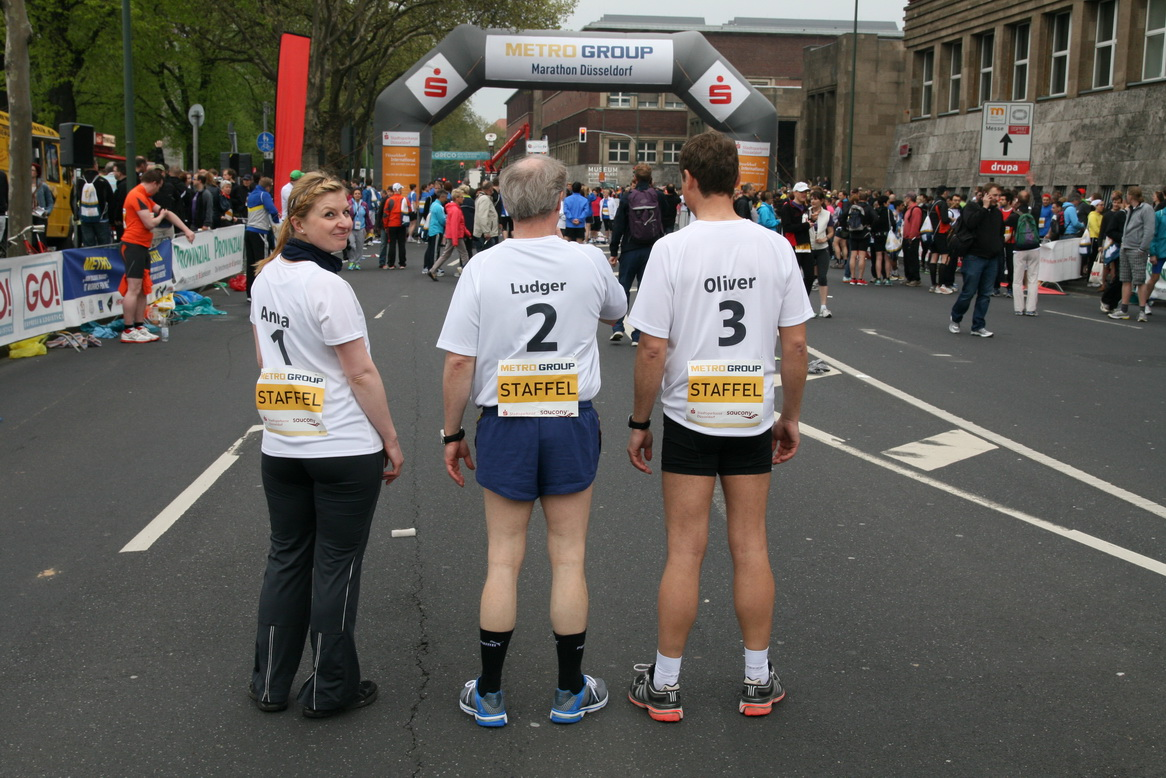 staffel marathon düsseldorf